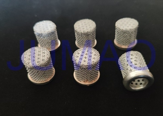 Industry Suction Sintered Wire Mesh Filter Woven Wire Mesh For Plumbing Systems
