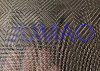 Flat Laminated Metal Mesh 0.18mm Diameter For Cladding / Partitions JM-BLJC006